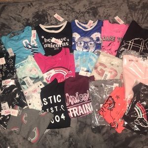 Huge Bundle NWT Justice Size 10 * Value over $400!